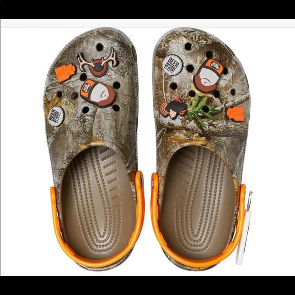 Crocs Shoes Luke Combs Camo Mens 10 Womens 12 Poshmark